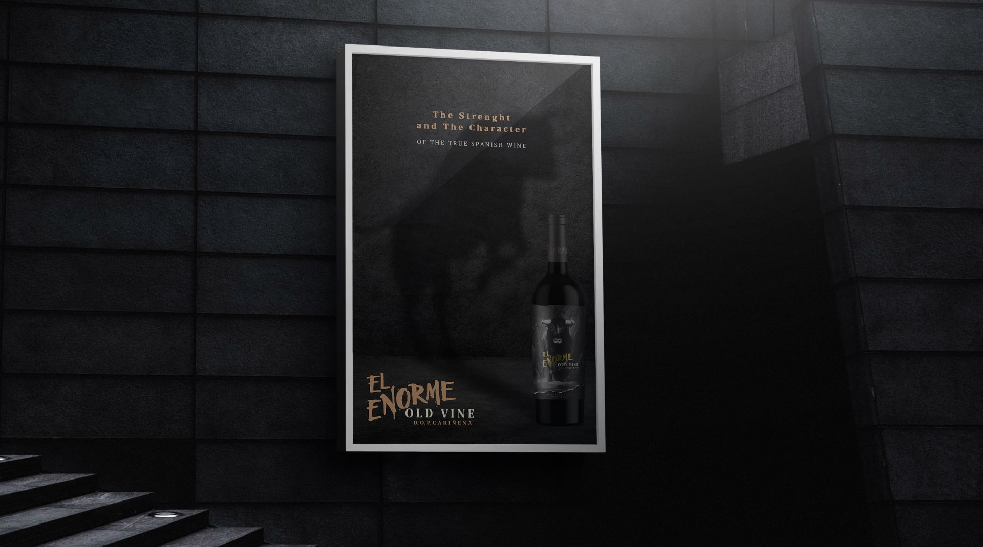 Enorme poster