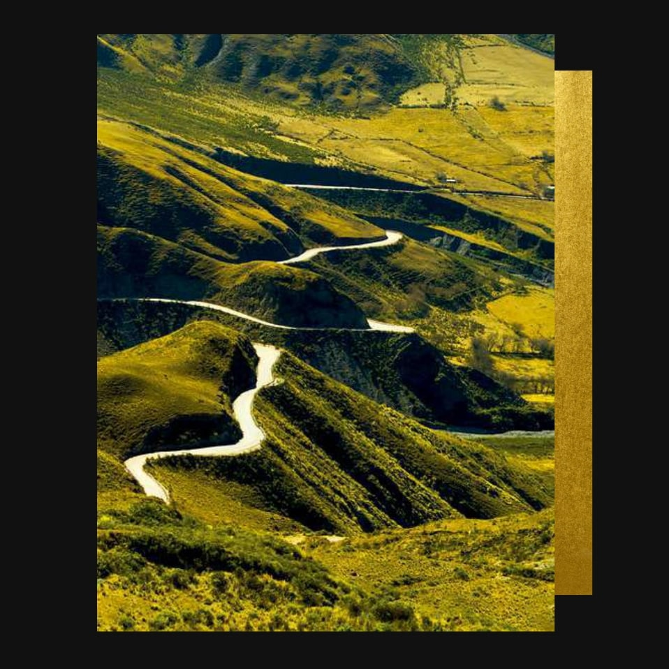 paisaje de salta, argentina