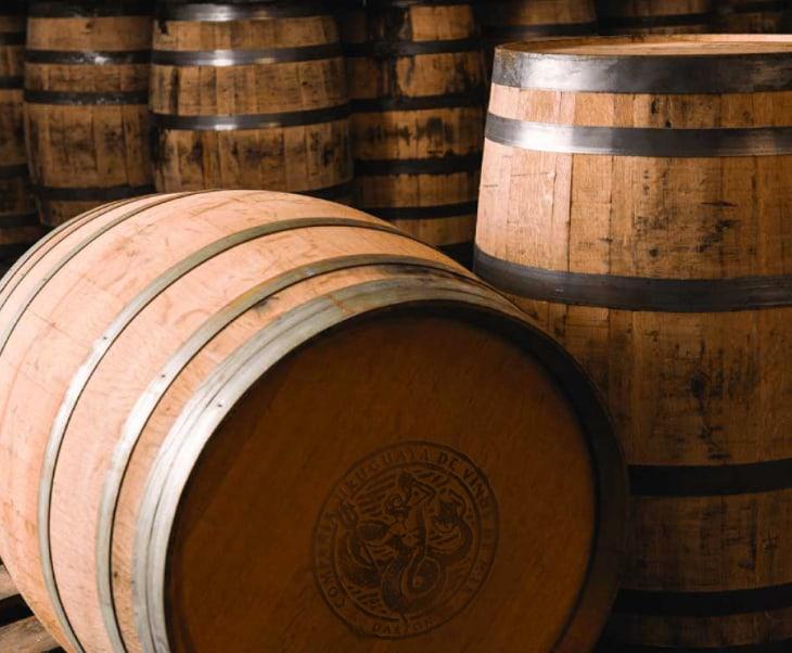 compañia uruguaya de vino barril