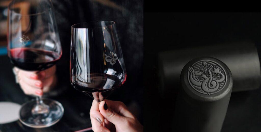compañia uruguaya de vino copas y tapa