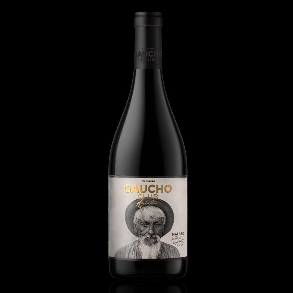 botella The Gaucho Club Malbec